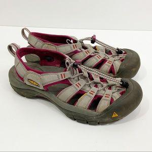 KEEN Newport Sports Sandals Waterproof Size 6.5